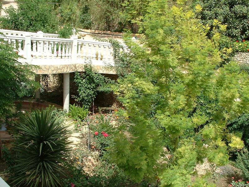 Vill ignacia en arriate serrania de ronda m laga for Jardin villa ronda